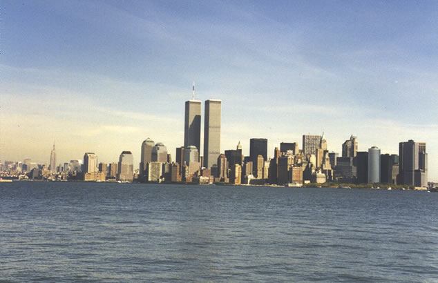 Fotogalerie new york skyline